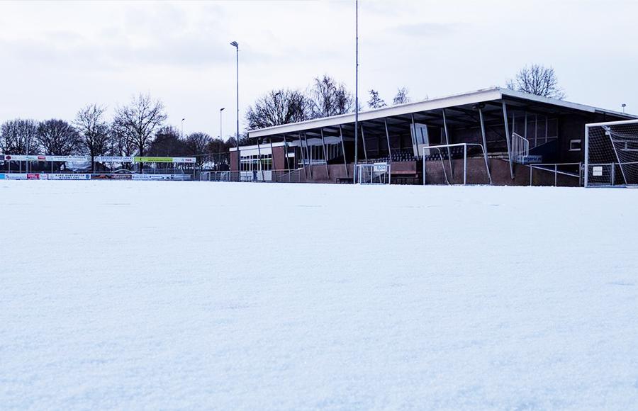 Burgemeester Bode Sportpark gesloten - Elburger SC