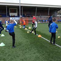 Veel enthousiasme bij clinic PEC Zwolle - Elburger SC