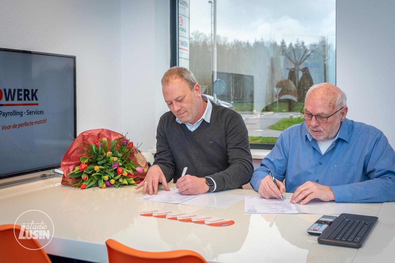 Regiowerk Uitzendbureau BV nieuwe sponsor - Elburger SC