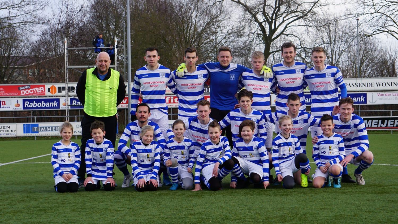 JO10-4 team van de week - Elburger SC