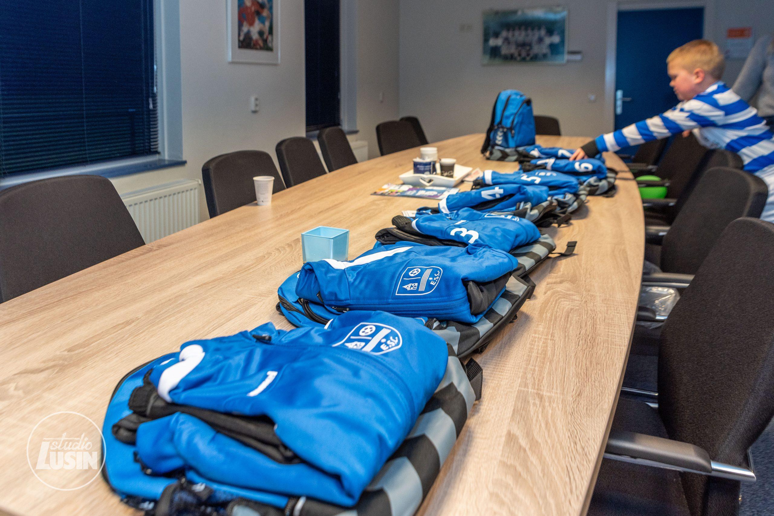 HB Hekwerk Doornspijk nieuwe CO-sponsor Elburger Sportclub - Elburger SC