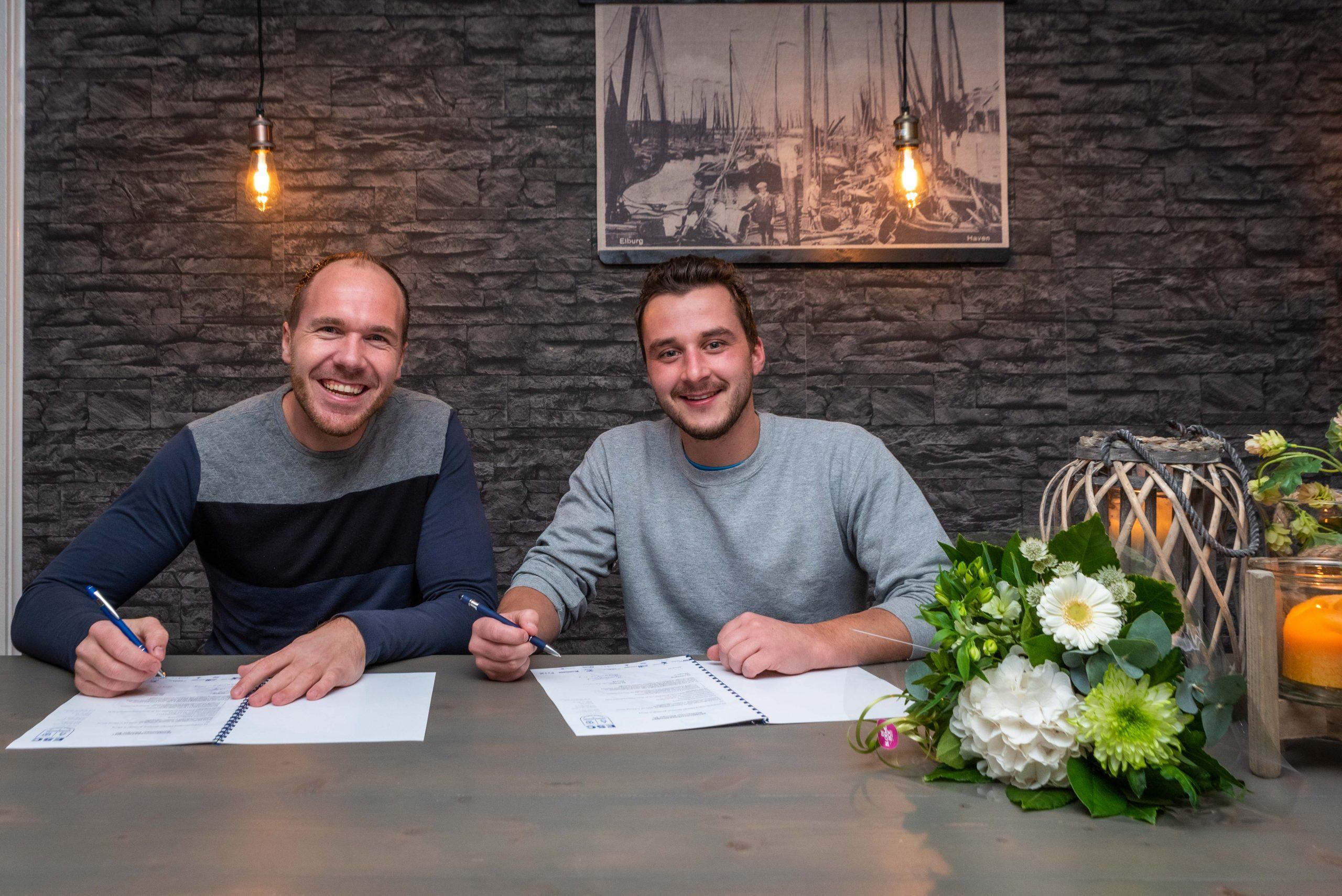Verlenging sponsorcontract Força Fit Elburg - Elburger SC
