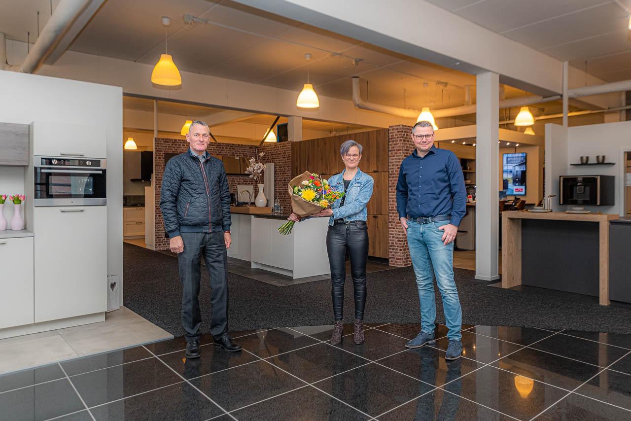 Ten Hove Keukens Badkamers Tegels nieuwe sponsor - Elburger SC