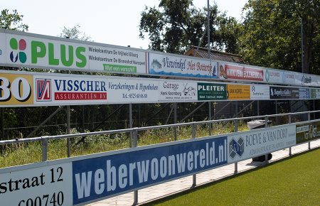 Steun onze sponsoren! - Elburger SC