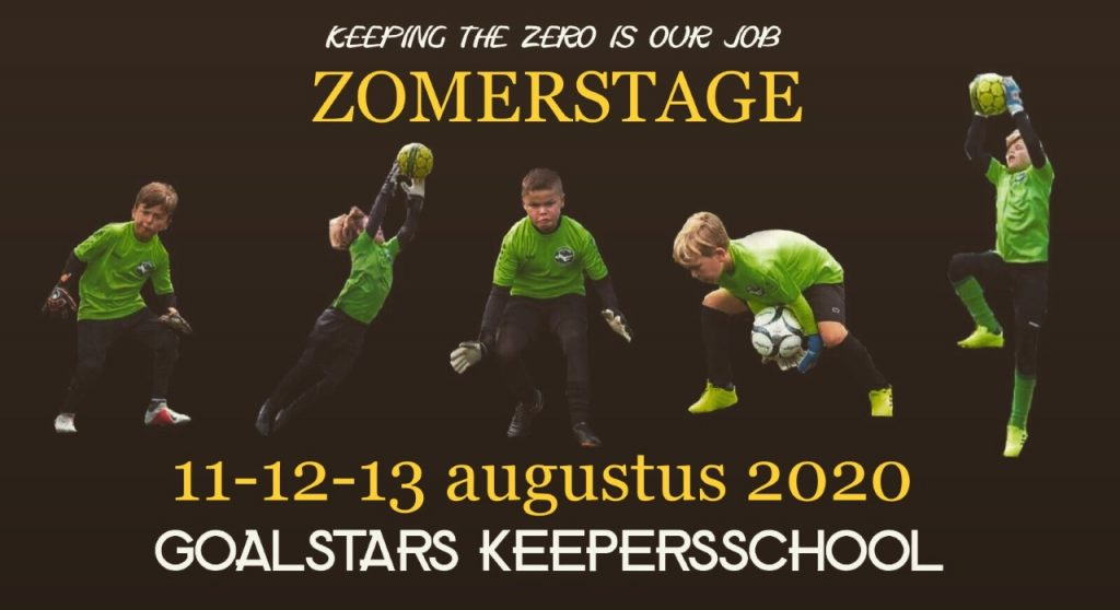 ElburgerSC - Goalstars Keepersschool