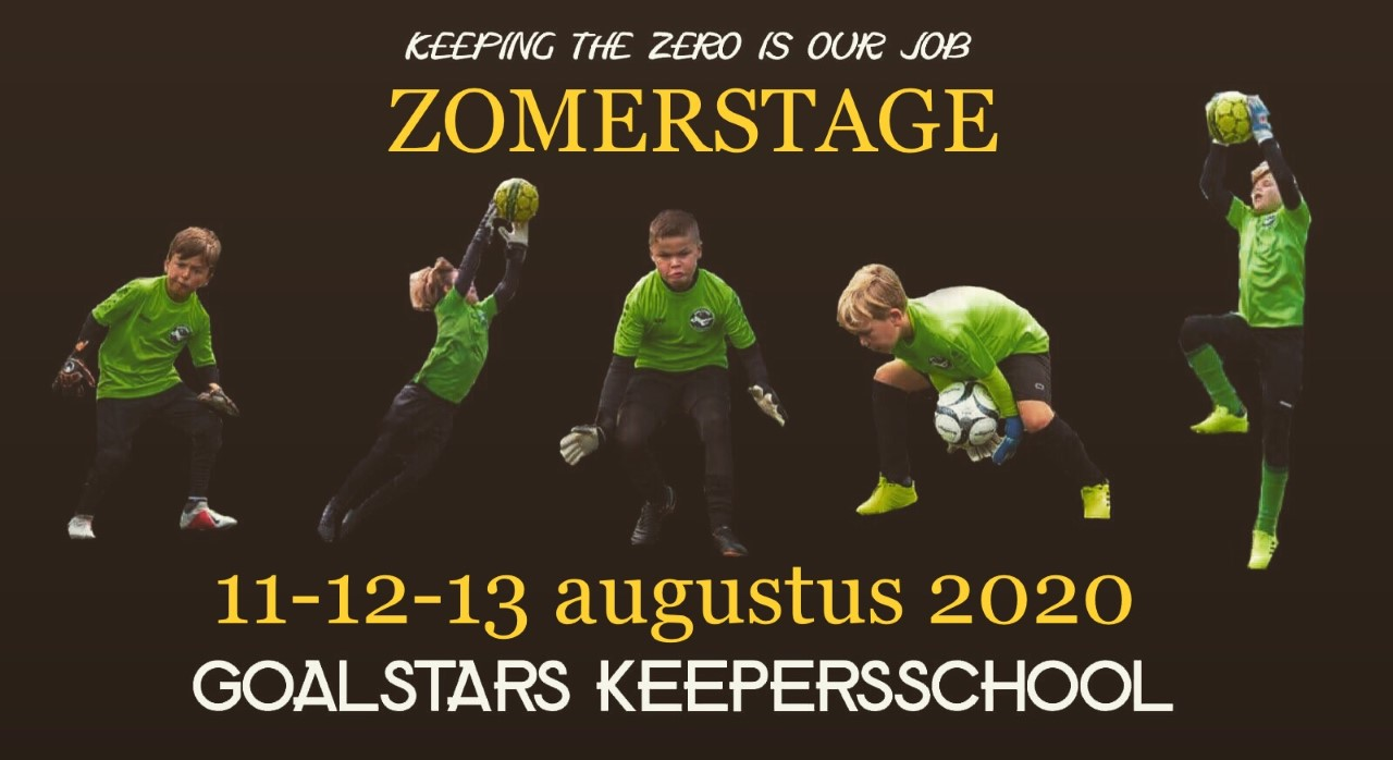 Goalstars Keepersschool - Elburger SC