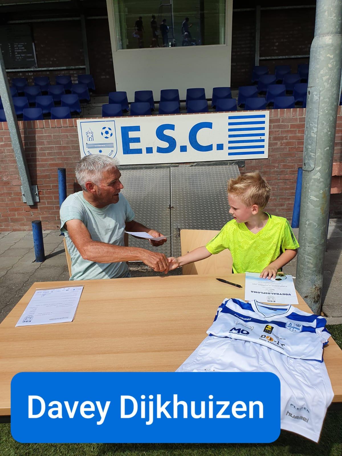 Welkom nieuwe jeugdleden! - Elburger SC