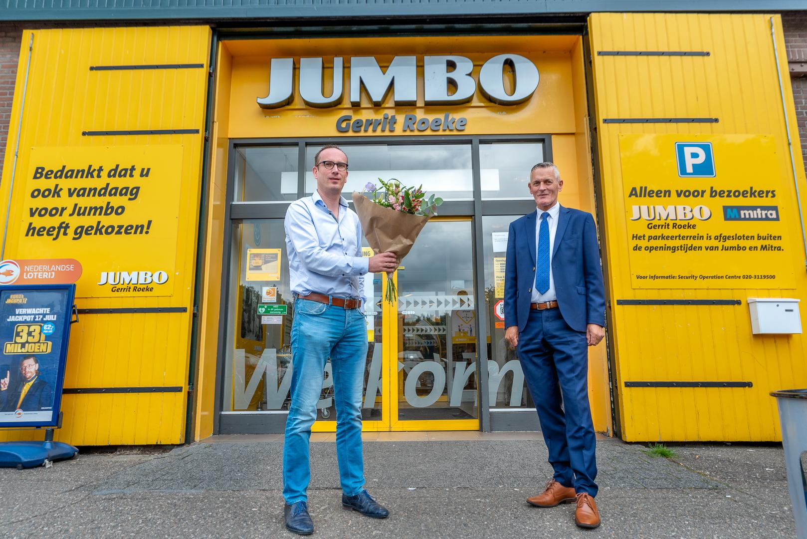 Jumbo Elburg nieuwe bordsponsor - Elburger SC