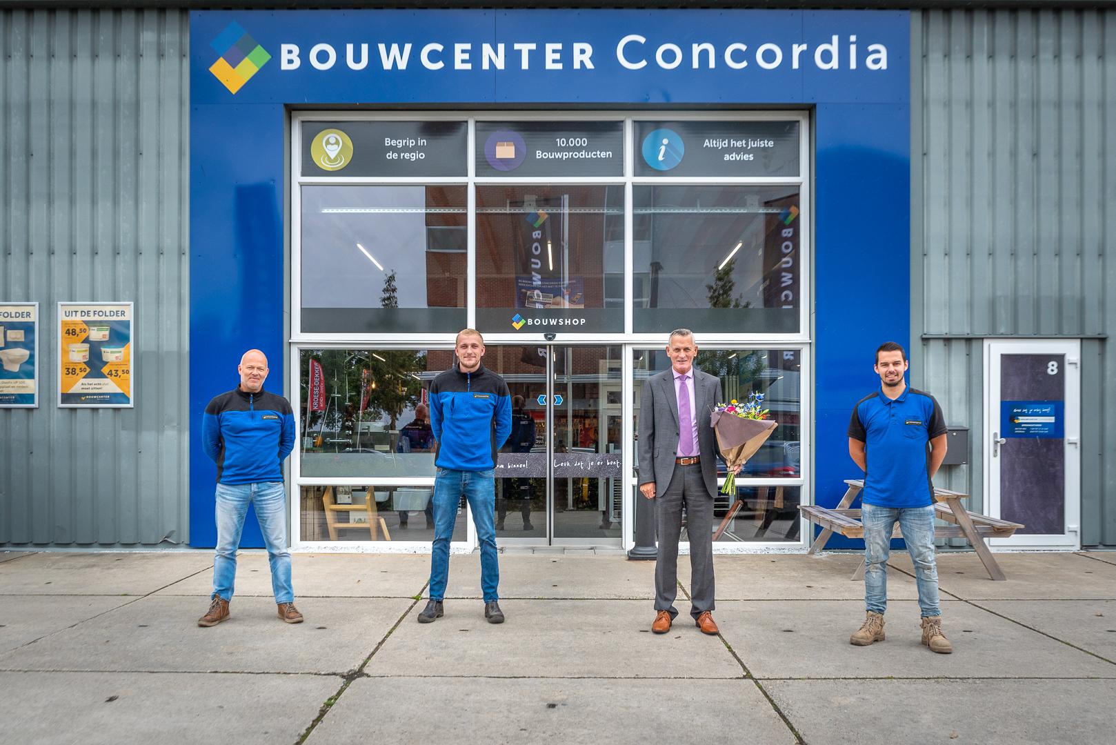 Bouwcenter Concordia nieuwe sponsor bij de Elburger Sportclub - Elburger SC
