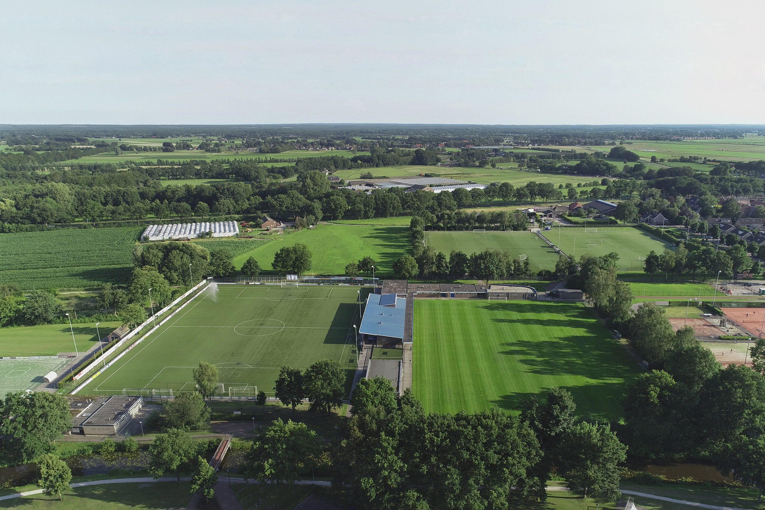 Burgemeester Bode Sportpark gesloten op dinsdag 4 mei - Elburger SC