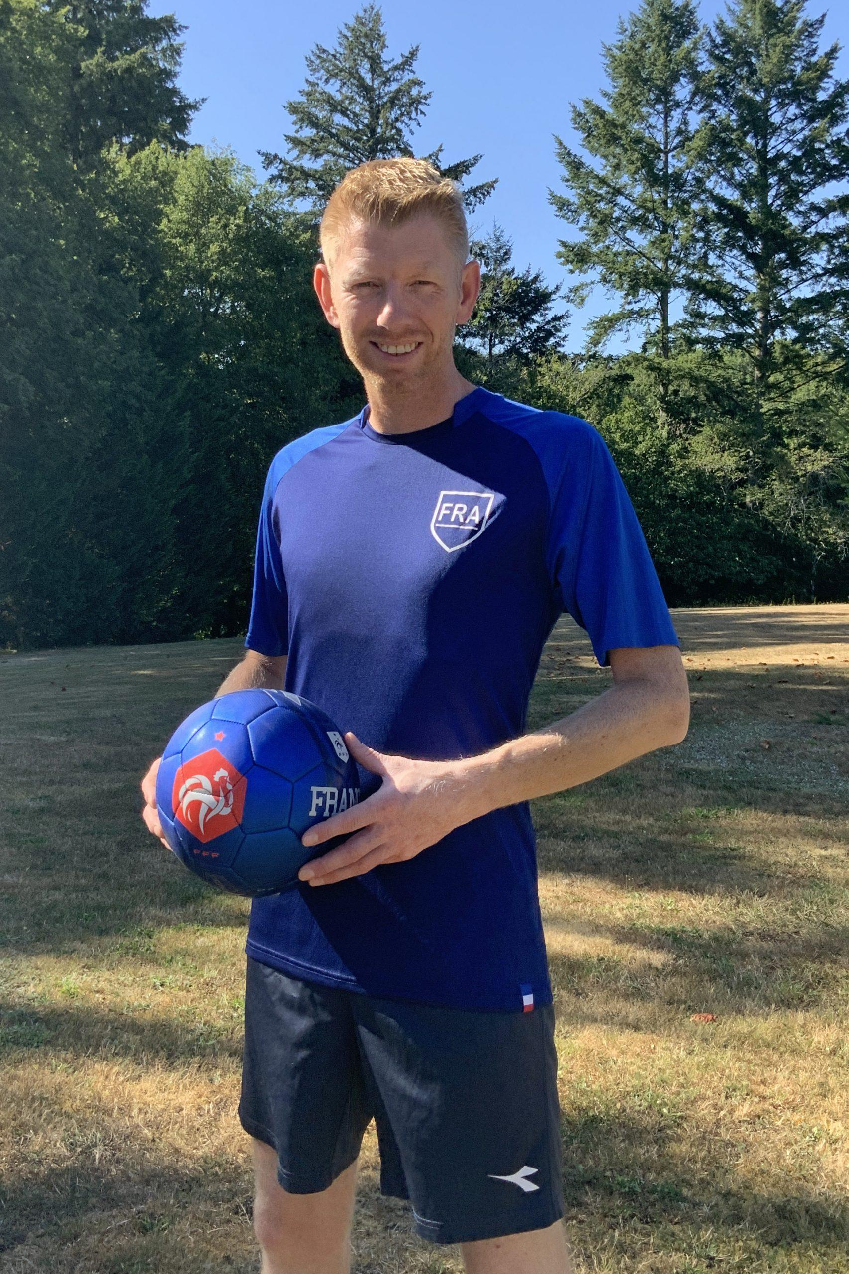 Trainer Gerjan Zwep - Elburger SC