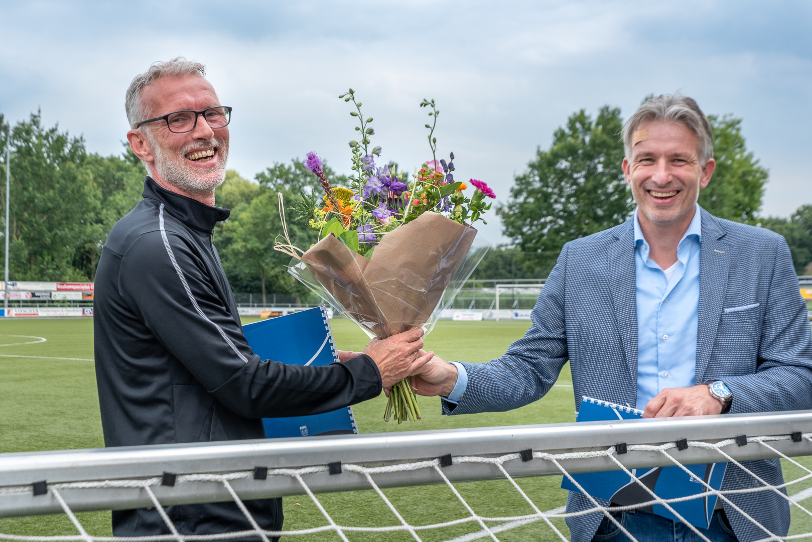 100% Football sponsor Elburger SC - Elburger SC