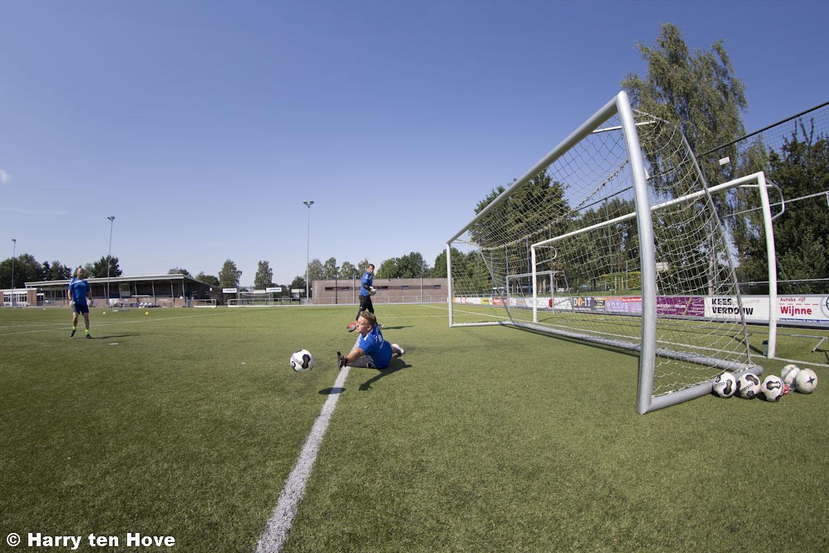 Eerste training ESC 1 voor het seizoen 2020 – 2021 - Elburger SC