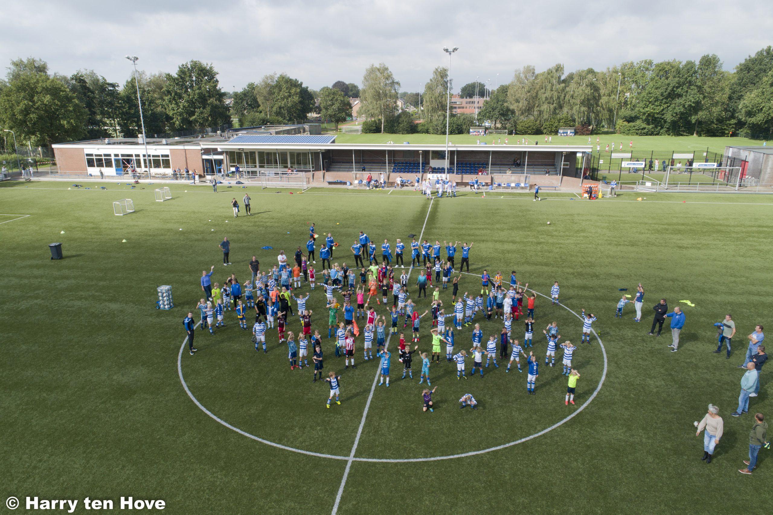 Aftrapdag ESC jeugd JO-08 t/m JO-12 - Elburger SC