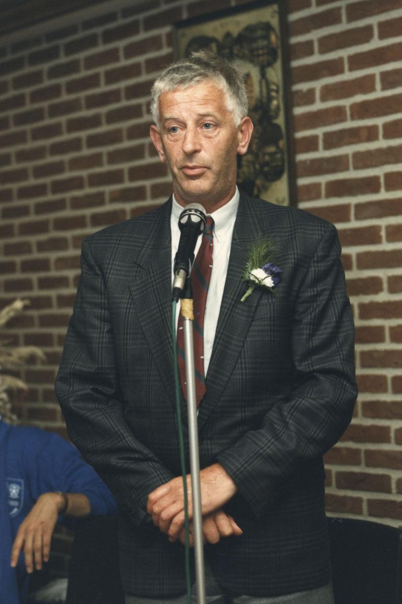 In memoriam: Dirk Zegers (1936-2020) - Elburger SC