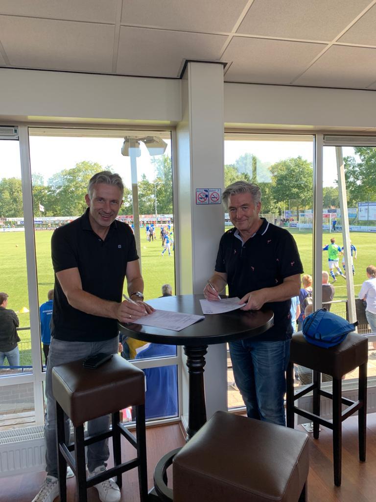 Lunenberg Advocaten Nunspeet verlengt Brons-sponsorcontract - Elburger SC