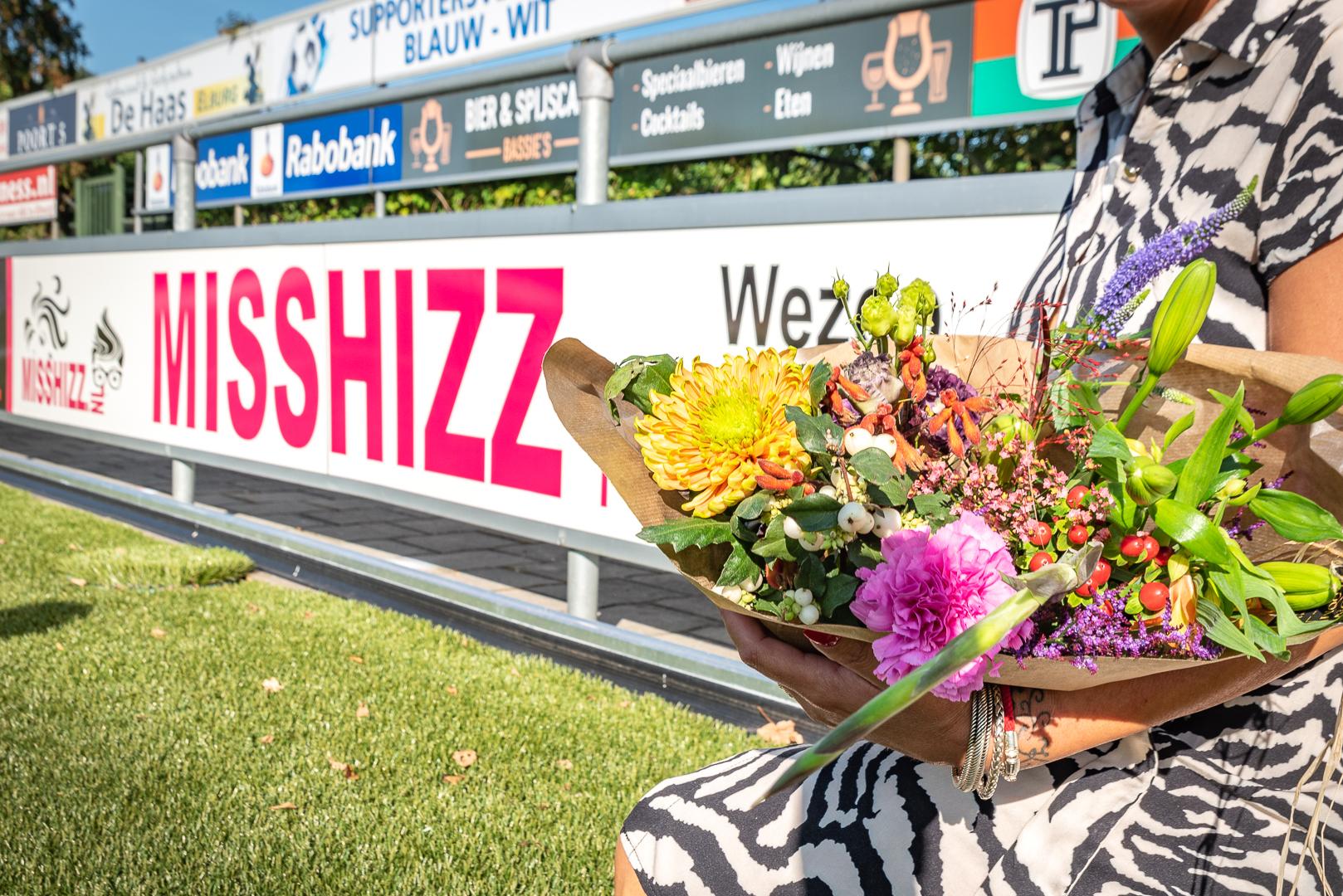 Elburger SC verwelkomt MISSHIZZ Hairstyling Wezep als nieuwe bordsponsor - Elburger SC