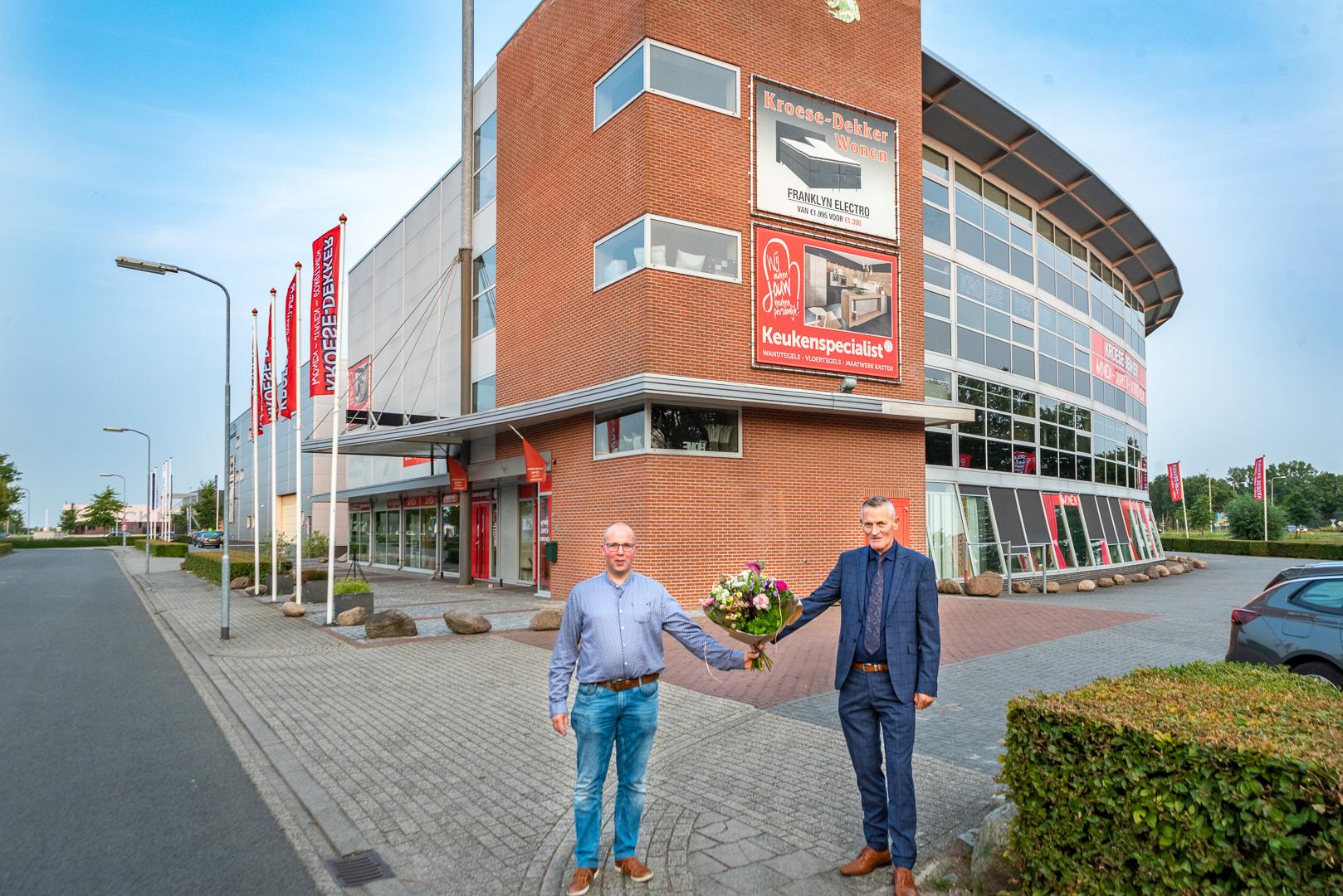Keukenspecialist Elburg verlengt als sponsor - Elburger SC