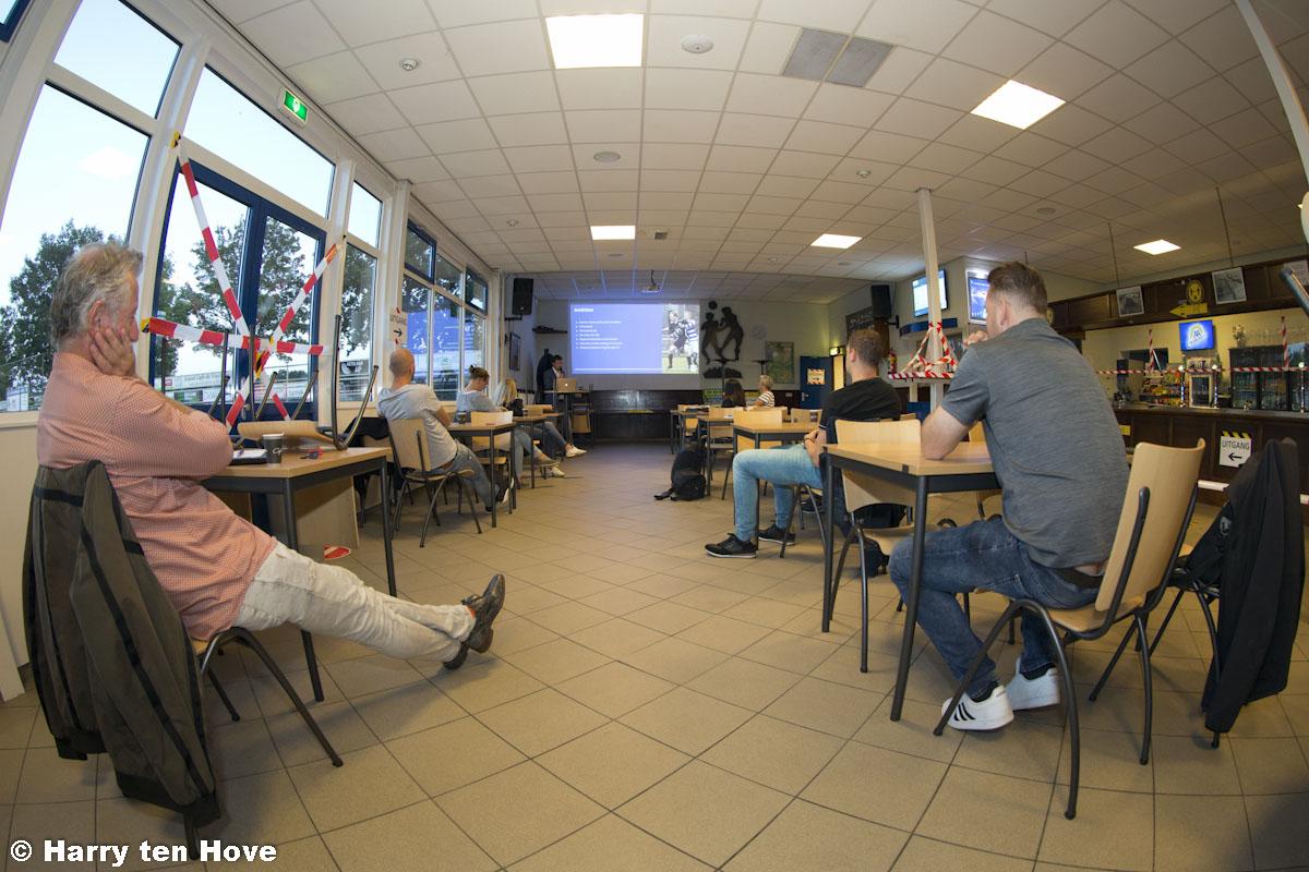PR/Communicatie commissie van start - Elburger SC