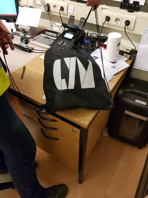 Tas met voetbalschoenen gevonden - Elburger SC