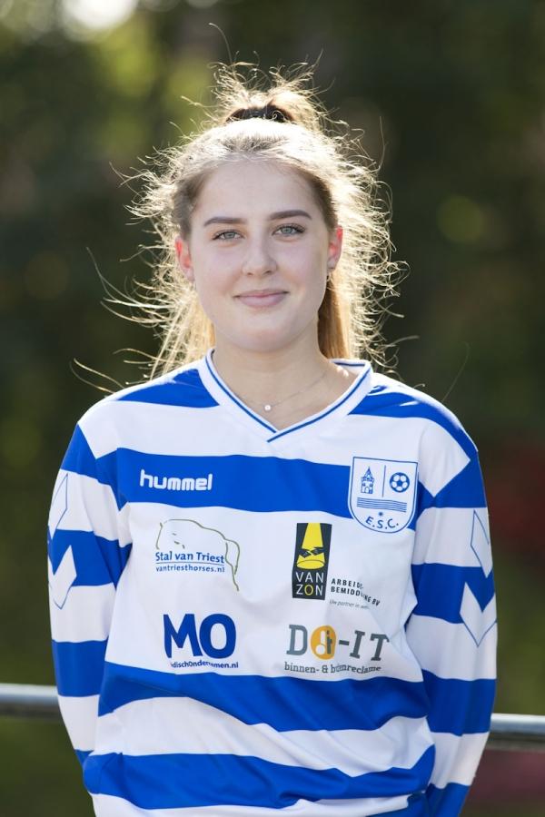Eva Beemster - VR 1 (ElburgerSC)