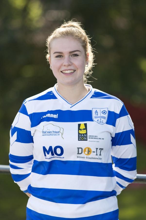 Lynn Bruijnes - VR 1 (ElburgerSC)