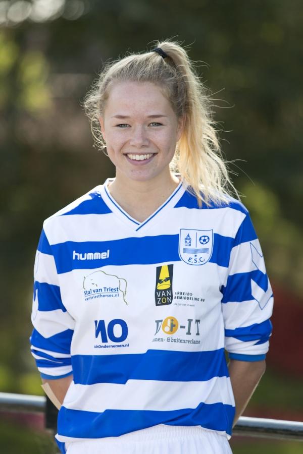 Lisanne Huisman - VR 1 (ElburgerSC)