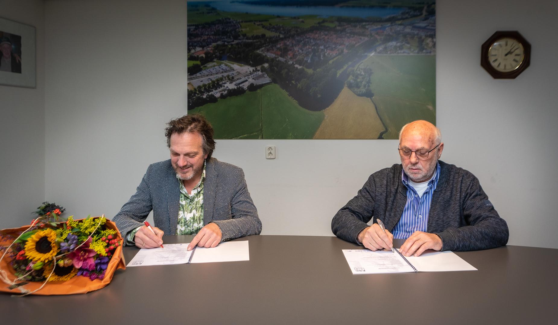 Kijk Hans: Onze nieuwe trotse sponsor! - Elburger SC