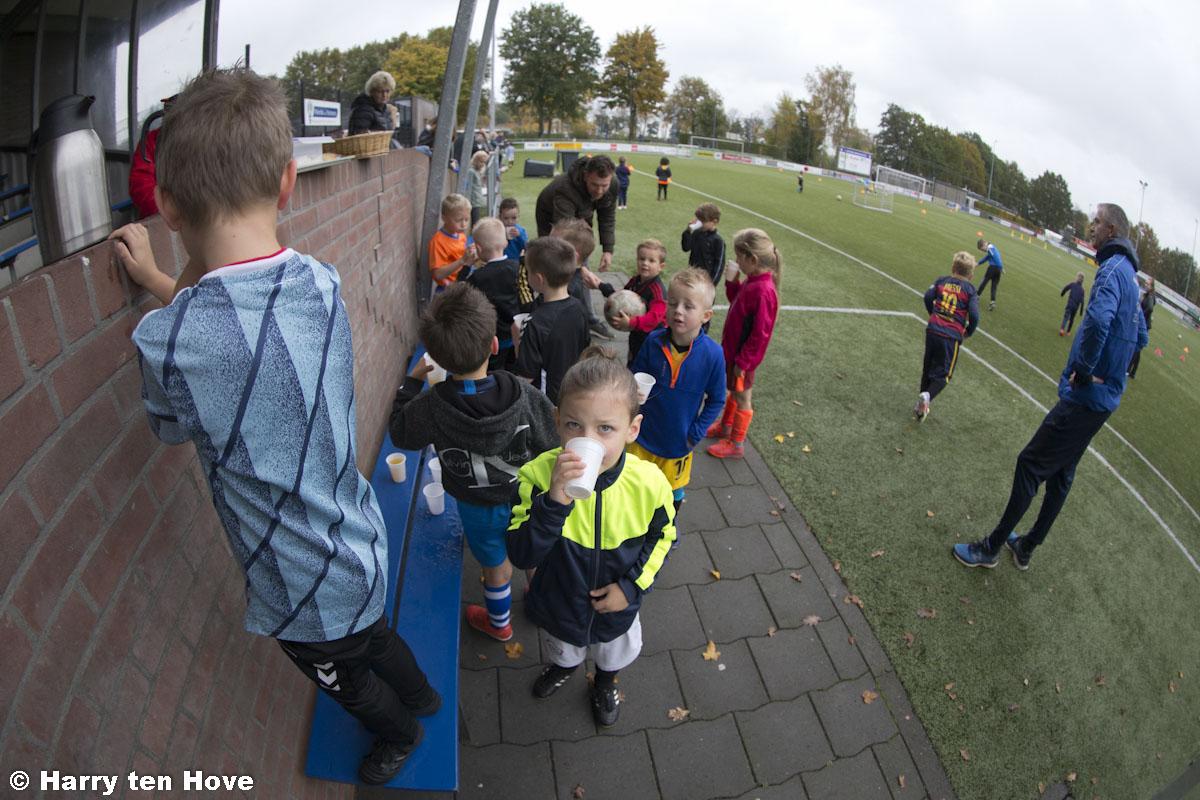 Zaterdag 7 november, laatste keer voetbalschool ESC voor dit jaar - Elburger SC