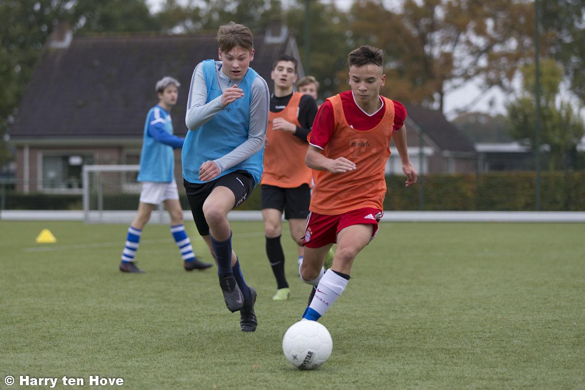 Geslaagd Mix toernooi - Elburger SC