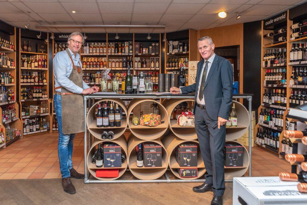 ElburgerSC - VOSVINOS nieuwe sponsor Elburger SC