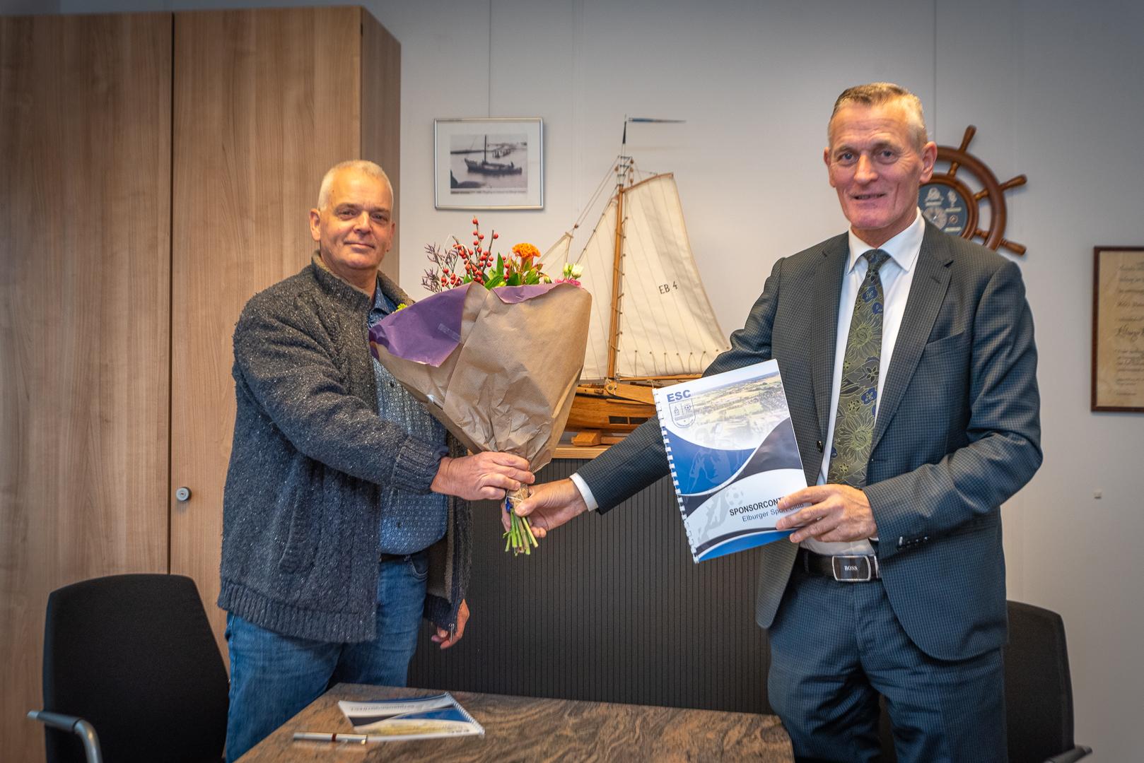 KGS Diamond Nederland verlengt als subsponsor - Elburger SC