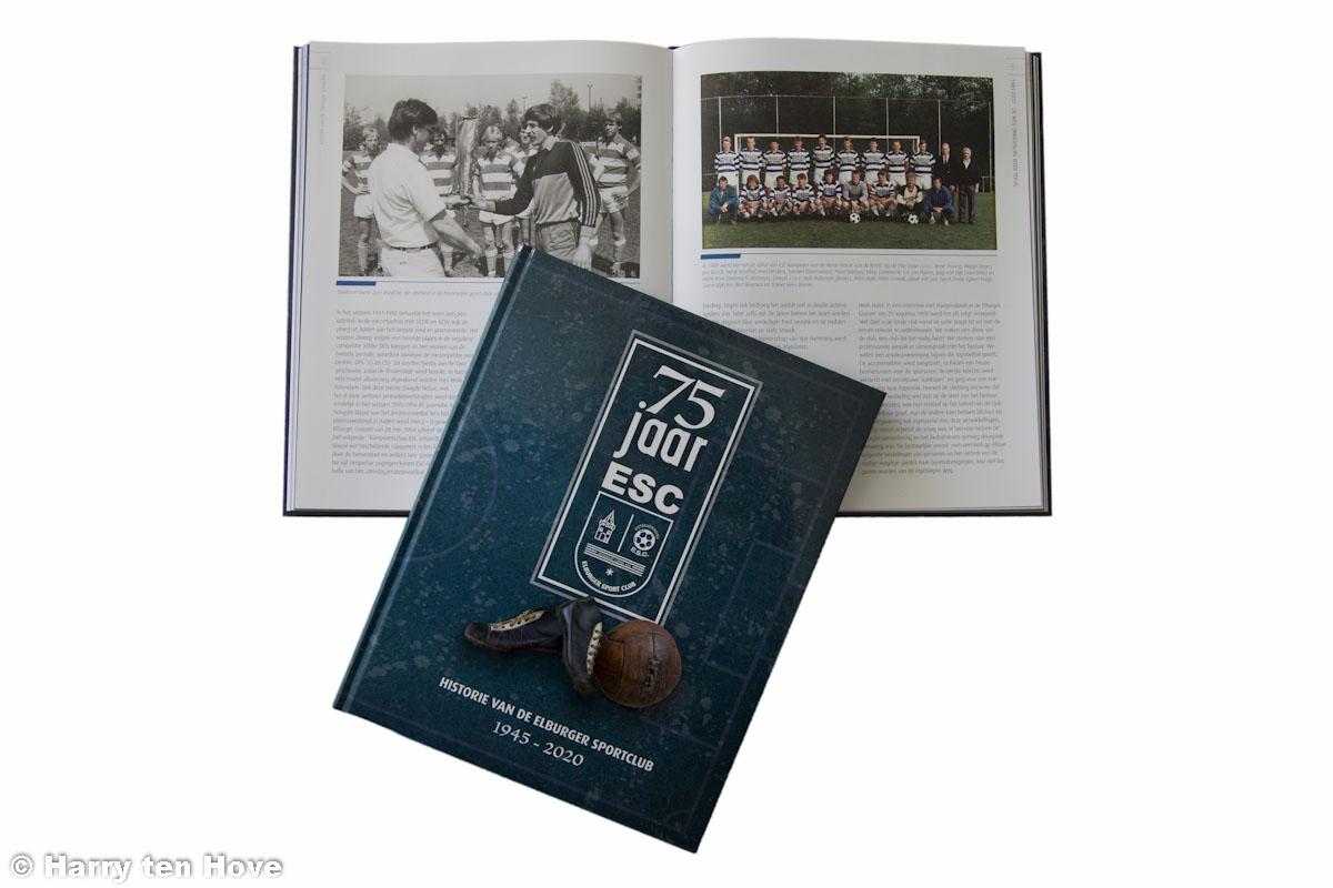 Verkoop Jubileumboek 75 jaar ESC - Elburger SC