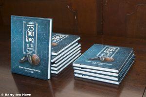 ElburgerSC - Boekpresentatie jubileumboek Elburger Sportclub 75 jaar