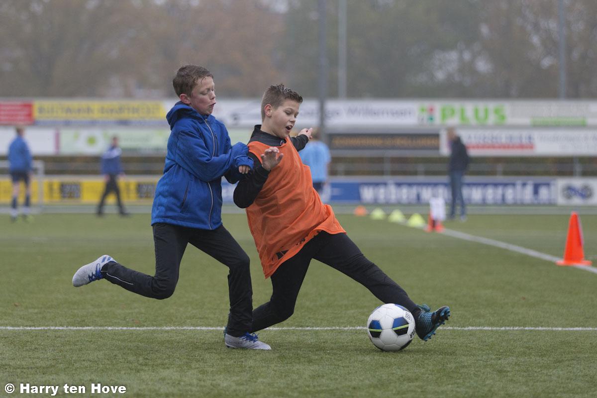 4vs4 Champions League mix toernooi - Elburger SC