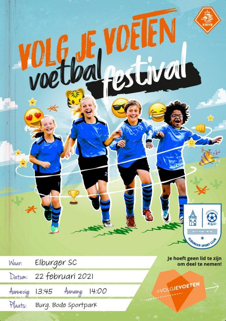 ElburgerSC - KNVB Voetbalfestival