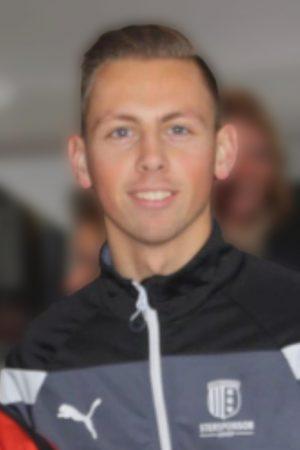 Thomas Meuleman nieuwe trainer JO15-1 - Elburger SC