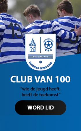 Club van 100 - ElburgerSC
