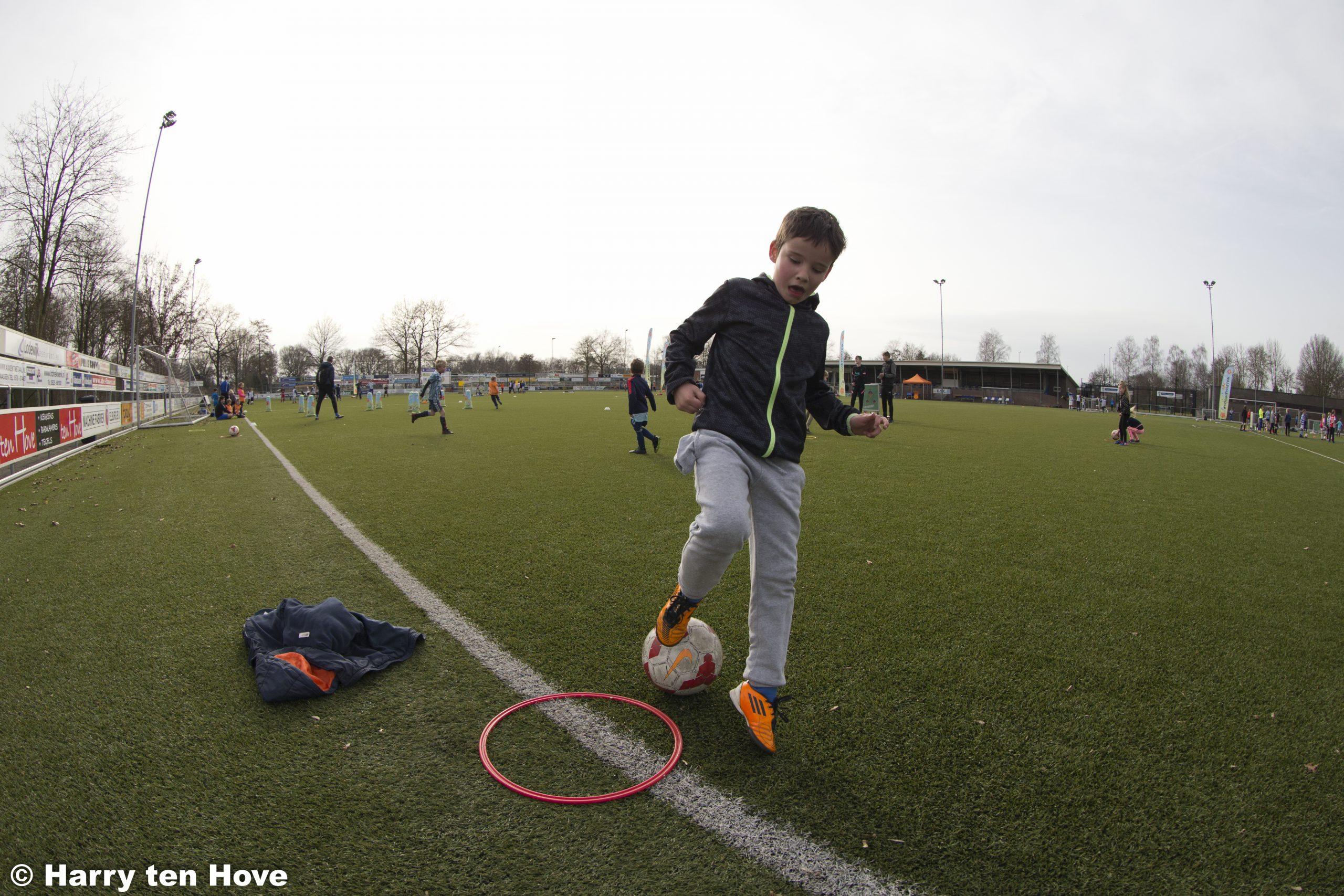 KNVB Voetbalfestival groot succes! - Elburger SC