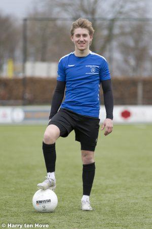 Donny Mulder terug bij ESC 1 - Elburger SC