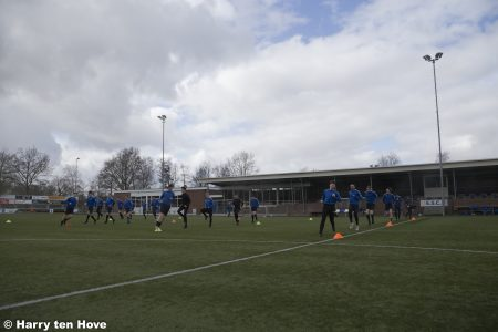 Trainingsschema seizoen 2021/2022 - Elburger SC