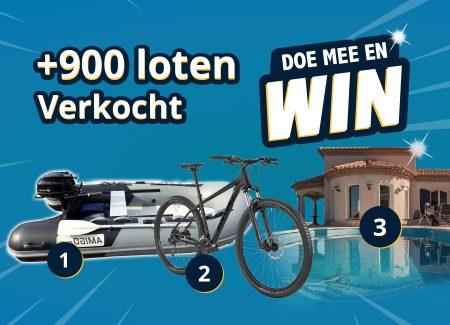 LOTERIJ | Al meer dan 900 loten verkocht! - Elburger SC