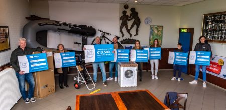 €13.500 euro voor jeugdopleiding ESC - Elburger SC