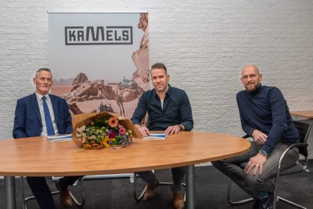 Kamels B.V. uit Oldebroek nieuwe sponsor bij Elburger Sportclub - Elburger SC
