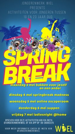Springbreak - Elburger SC