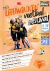 ElburgerSC - Meld je nu aan voor het Leeuwinnen Voetbalfestival op 12 juni a.s.!