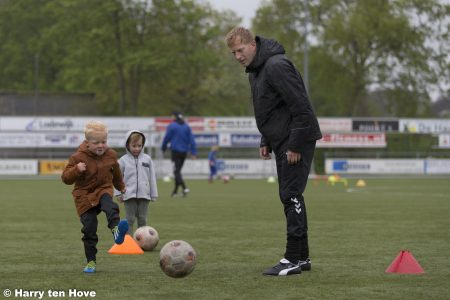 Elburger jeugd volop in actie op de velden - Elburger SC