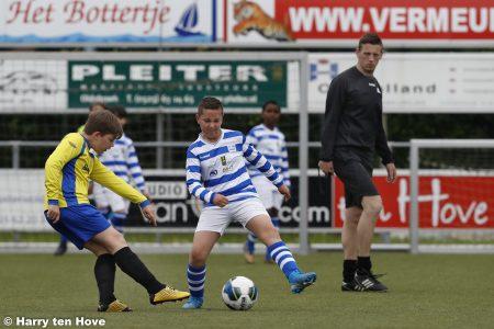 KNVB Regiocup van start - Elburger SC