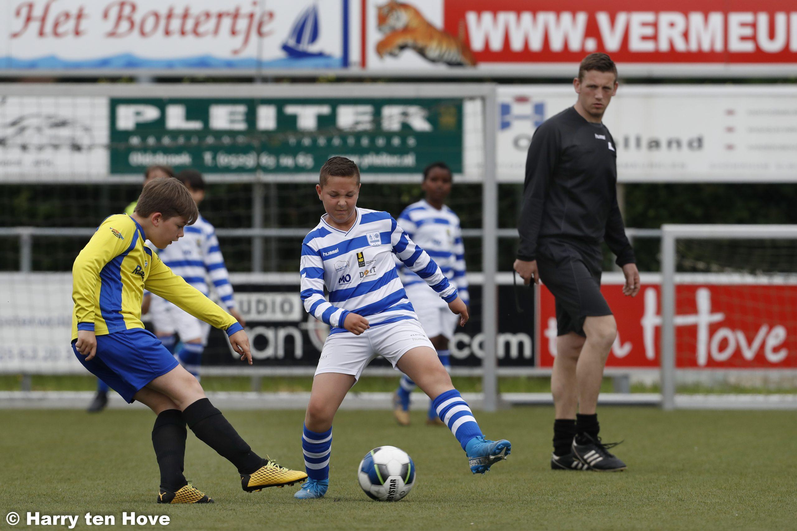 ElburgerSC - KNVB Regiocup van start