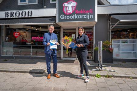 Bakkerij Grootkarzijn nieuwe sponsor bij Elburger Sportclub - Elburger SC